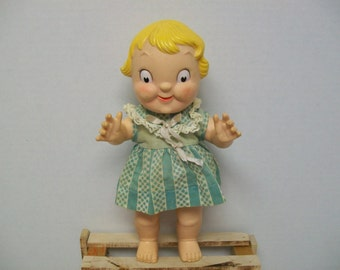 Campbell Soup Kids Girl Doll 1960's