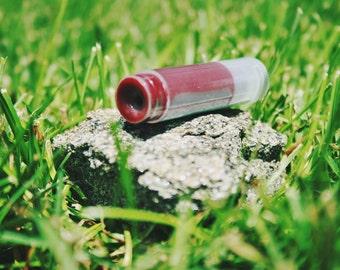 Organic Lipstick, Merde Tinted Lip Balm, Natural Lipstick, Beetroot Lip Balm, Lip Tint, Tinted lip balm, Beet Tint