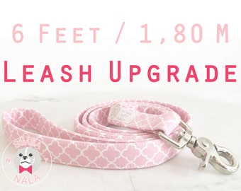 Upgrade: 6ft. / 1,80m Leash