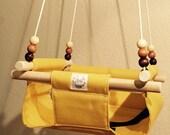 Toddler/Baby Swing: Golden Rod Yellow