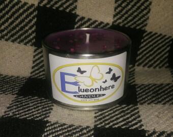 Cinnamon Lavender Peppermint Aniseed Eucalyptus Tea Tree Essential Oil Soy Candles