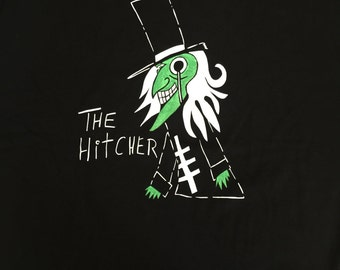 """The Mighty Boosh """"The Hitcher""""  Men's T-shirt"""