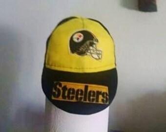 New Born Pittsburg Steelers Cap
