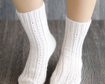 Socks knitting for adults and children