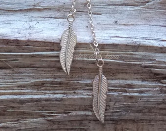 Two Birds of a Feather Necklace