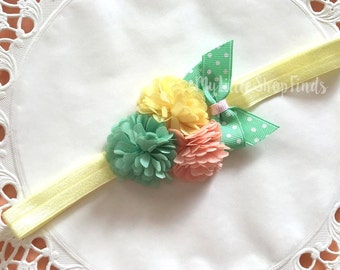 Ysabel Couture Baby Headband