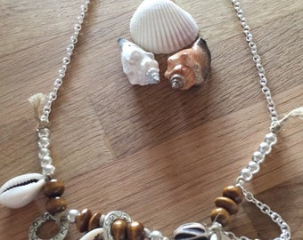 Beached Treasures Necklace