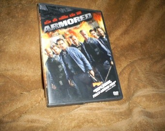 Armored (DVD, 2010)