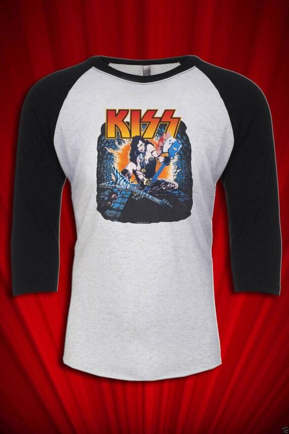Kiss vintage t shirt