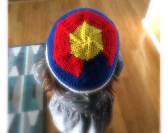 Handmade Colorado Knit Hat