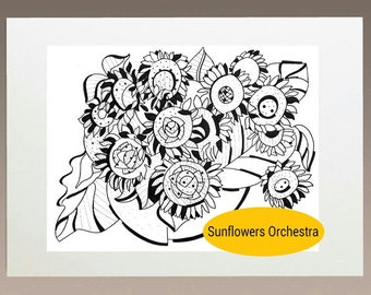 Learn to draw download - Sunlower Orchestra