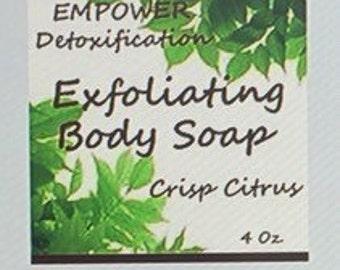 Whole Body Detoxifying Kit: Body Soap, Toning Cream and Soaking Salts