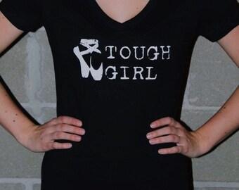 Tough Girl Ballet T-Shirt