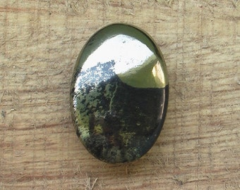 Aapache Gold Cabochon