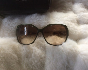 Authentic Vintage Paul Smith Sunglasses with Original Case