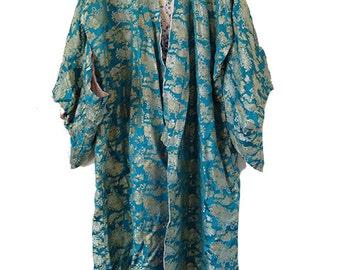 Vintage Authentic Kimono from Japan