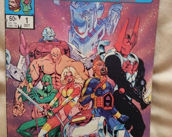 The Micronauts - The New Voyages comic book
