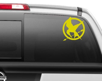 MockingJay | Hunger Games decal | Car decal | Laptop-Tablet decal | Phone decal