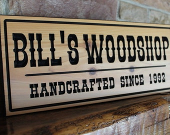 Personalized carved wood signs, custom wood plaques signs, personalized wood plaques, custom made wood signs, wood engraved signs modern
