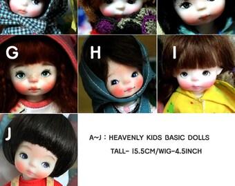 Heavenly Kids Dolls