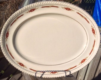 Old English Johnson Bros Serving Platter