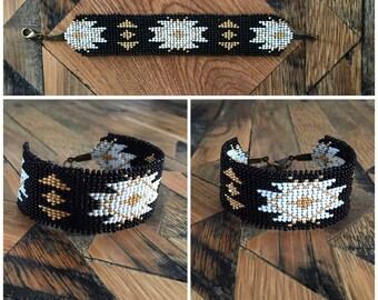 Authentic Native American Beaded Bracelet