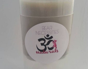 Natural Deodorant with probiotics 2.65oz