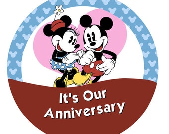 It's Our Anniversary – Mickey & Minnie