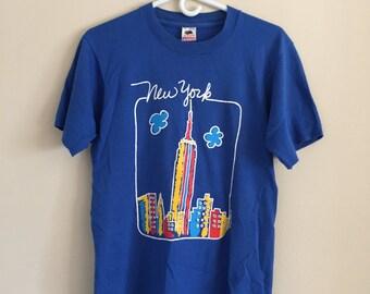 New York Tourist T shirt