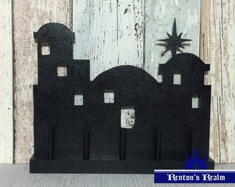 Holy City Finger Puppet Display Stand DIGITAL PATTERN ONLY