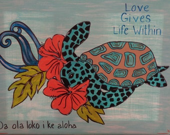 Aloha (FREE SHIPPING)
