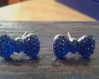 Bright snowflake Earrings-by Ilary
