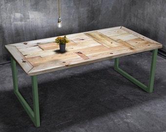 Table Christiaan 200 x 100 cm powder coated