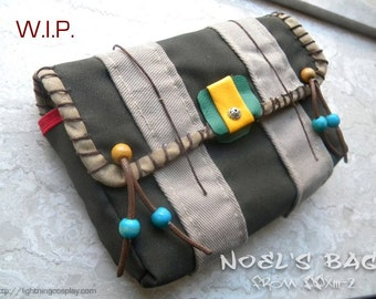 Noel's bag from Final Fantasy XIII 2