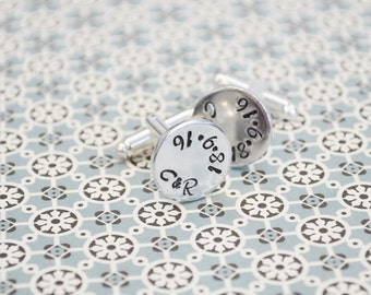 Personalised Cuff-Links
