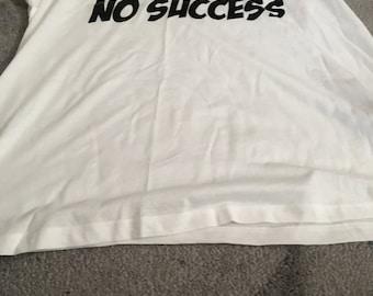 No Stress No Success V-neck t-shirt