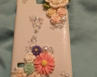 Simply eleglant cell phone case