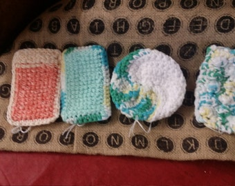 Cotton Kitchen Scrubbies