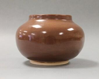 Large Open Vase