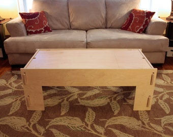 Klevr Storage Coffee Table