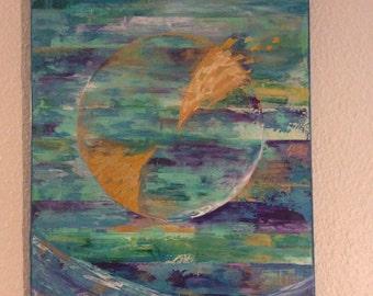 L'astre et la mer (Sun and sea)