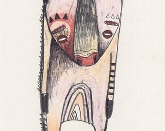 Original Monster Artwork 03