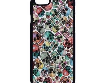 Digital Skulls Smart phone protective case / iPhone 6|6 Plus|6S|5|5S|Galaxy S6|S7|Note 4|Note 5