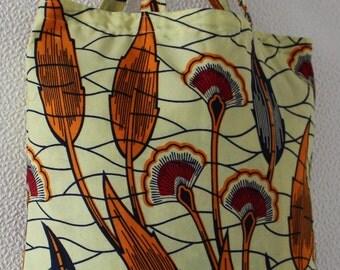Dalia multicoloured African print tote,shopper, beach bag