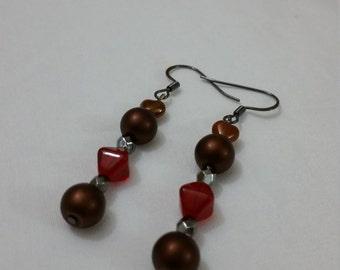 Just Beaded handmade earrings