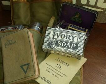 WW1 Soap