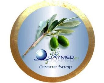 Ozonated Olive Oil Soap Bar