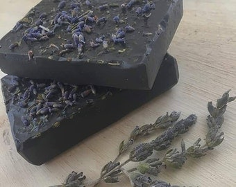 Woodland Nymph Charcoal Activated Soap Bar