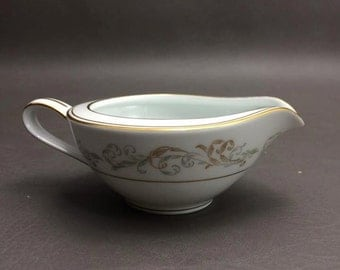 Vintage Stanwyck by Noritake 5818 Creamer Made in Japan