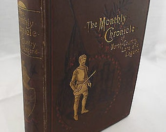 The Monthly Chronicle of North Country Lore & Legend 1890